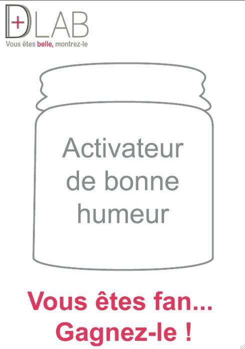 Activateur de Bonne Humeur D-Lab