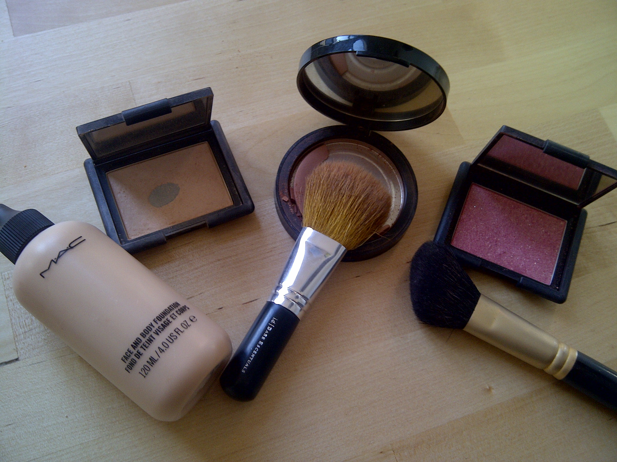 teint beauty routine make up fleur blog beauté