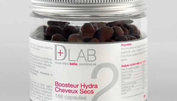 Boosteur Hydra Cheveux Secs blog beauté cosmetonique test avant apres compléments alimentaires cheveux secs