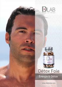 D-Lab Détox Foie : La détoxification du foie 100% naturelle