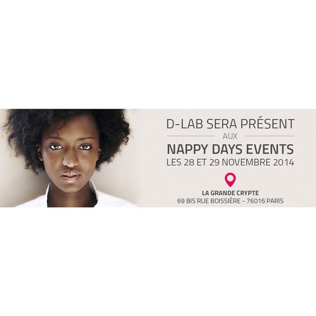 Nappy Days Events ? C'est pour bientôt !!!!! On vous attend avec plein de surprises ! {28&29 novembre} #nappy #days #events #paris #75016 #lagrandecrypte