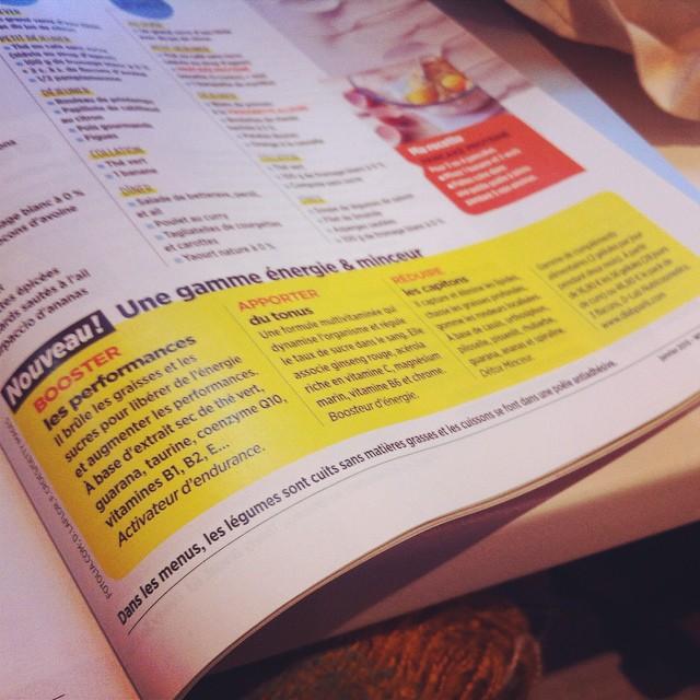 Énergie et minceur ? c'est sur #topsanté ! On vous propose le fameux menu à prendre sans hésitation !! #minceur #energie #santé #dlab